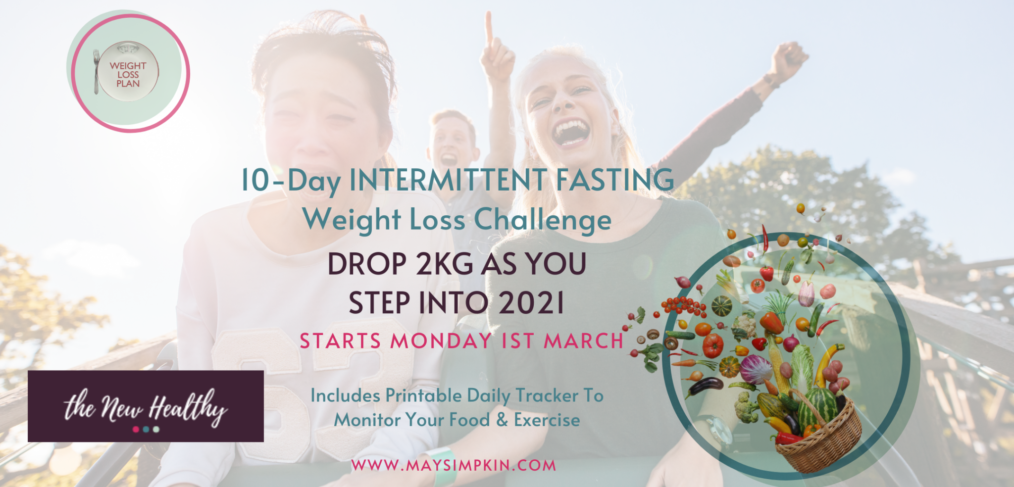 Intermittent Fasting Weight Loss Challenge