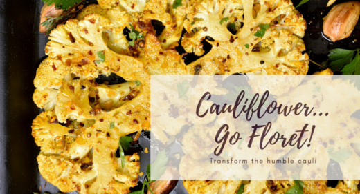 Delicious Cauliflower Recipes from May Simpkin