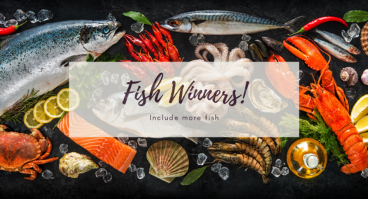 Easy Fish Recipes from the New Healhy