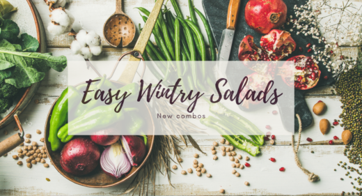Easy Winter salads in The New Healthy