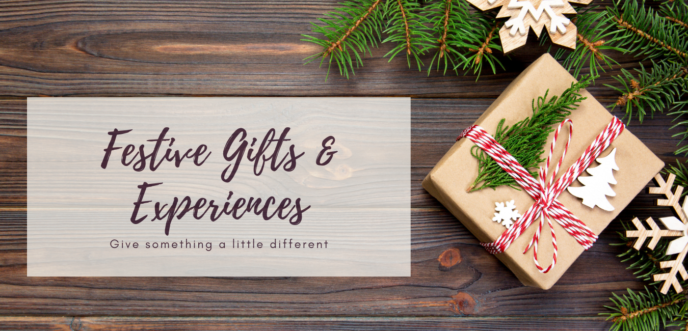 Festive gifts with May Simpkin