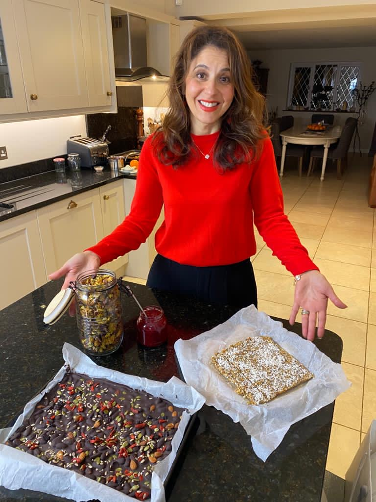 Festive Foodie Gifts with May Simpkin