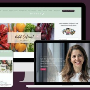 The New Healthy with May Simpkin