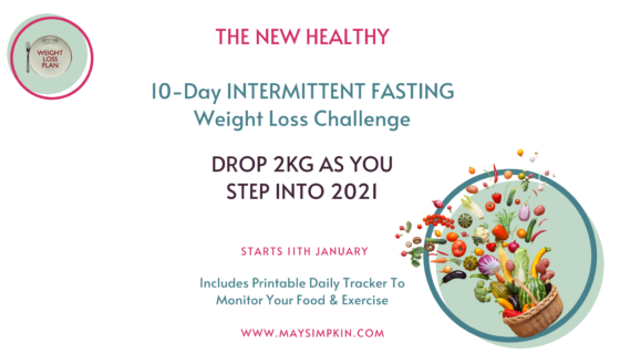10 day Weight Loss Challenge