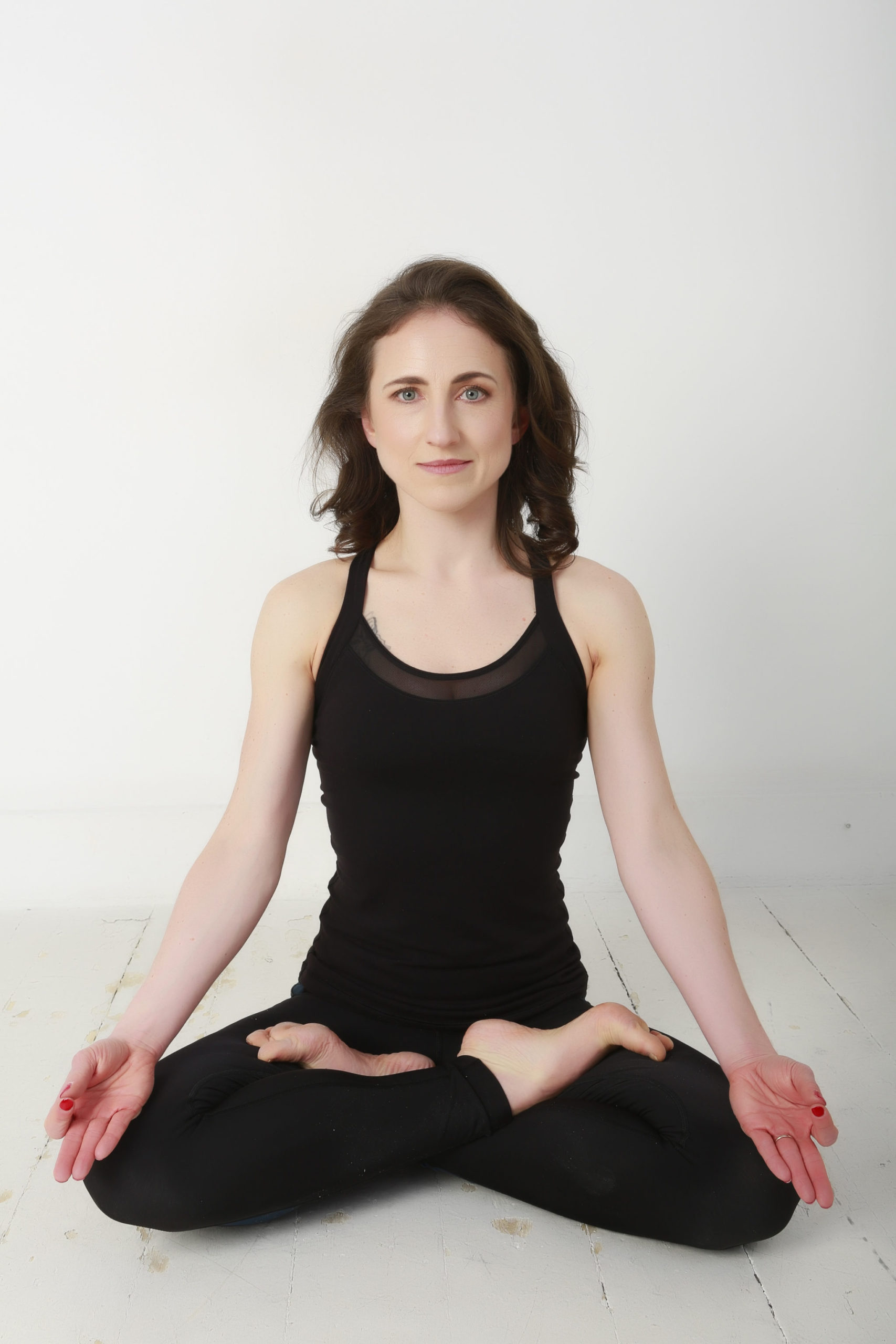 Giovina yoga in The New Healthy with May Simpkin