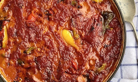 Healthy Parmigiana recipe with May Simpkin
