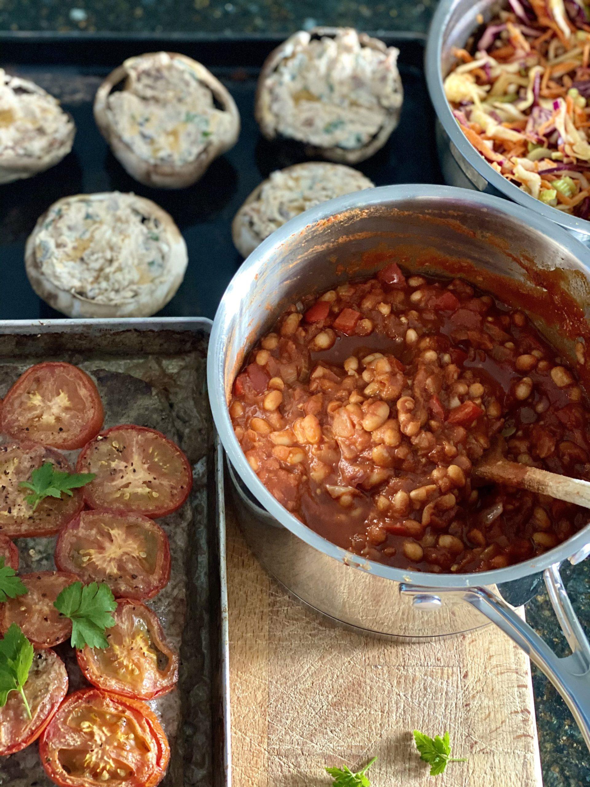 Meal planning workshop recipes